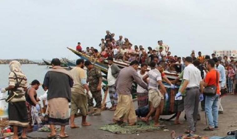 31 قتيلًا صوماليًا على الأقل في غارة قبالة ساحل اليمن