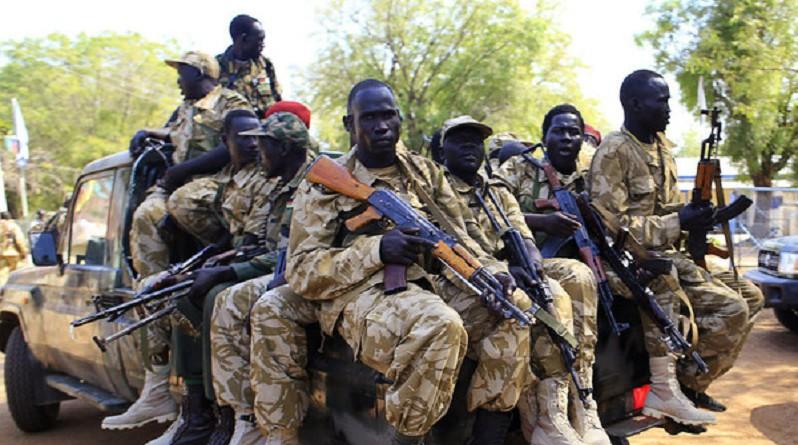 رئيس أركان الجيش بجنوب السودان ينفى مشاركة مصر في القتال ببلاده