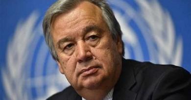 الأمين العام للأمم المتحدة يحذر من خفض مفاجئ في التمويل الأمريكي