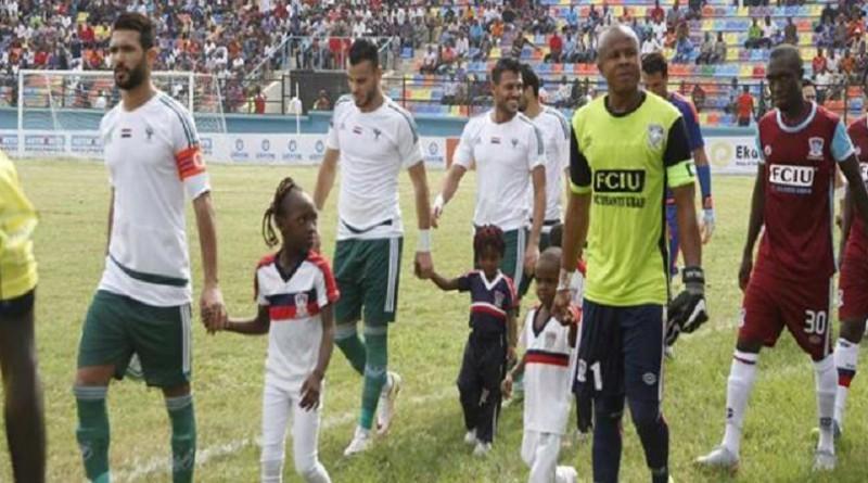 المصري يودع الكونفدرالية بعد خسارته أمام كمبالا في ركلات الترجيح