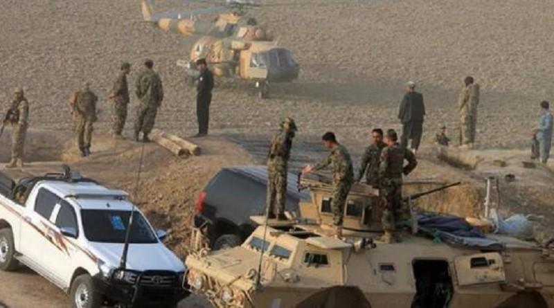 عشرات القتلى جراء هجوم على قاعدة للجيش الأفغاني