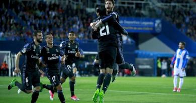 هاتريك موراتا يقود ريال مدريد للفوز على ليجانيس في الليجا