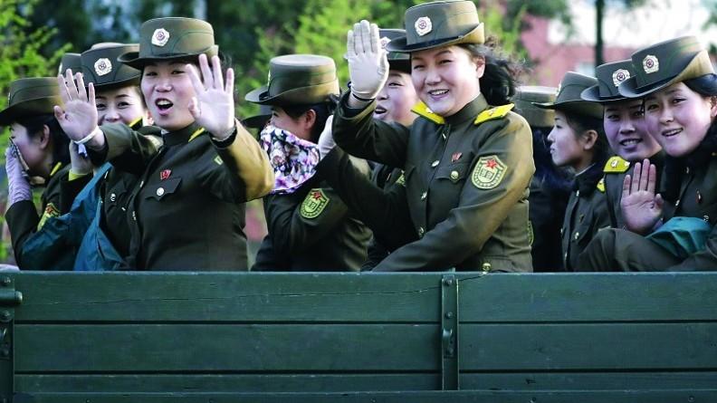 كوريا تهدد بتحويل أميركا إلى رماد