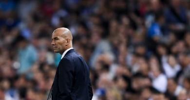 زيدان يحلم بالتعاقد مع نجم برشلونة السابق