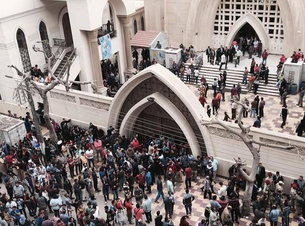 """""""داعش"""" يكشف كيف نفذ تفجيرات كنائس طنطا والإسكندرية"""