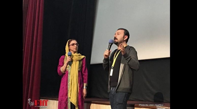 """العرض الأول لفيلم """"أجنحة أبي"""" في مهرجان فجر السينمائي العالمي"""