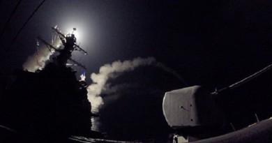 هل وجه ترامب بضربته لسوريا رسالة إلى كوريا الشمالية؟