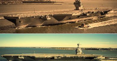 بالفيديو والصور.. تعرف على حاملة الطائرات الأمريكية التي تجسس عليها مهندس مصري