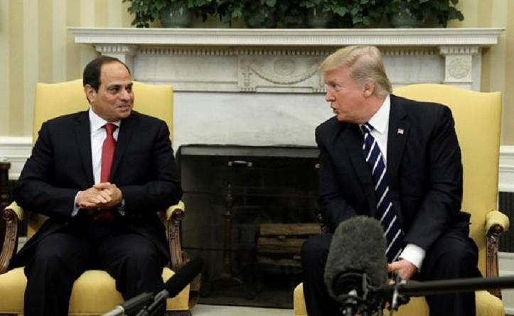 """سياسيان أمريكيان: زيارة السيسي إلى واشنطن """"تاريخية"""""""