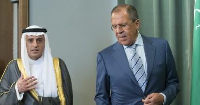 الجبير بعد محادثات في موسكو: لا مستقبل للأسد في سوريا