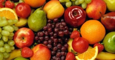 لصحة كليتيك.. 10 فواكه ذات فوائد مذهلة