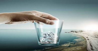 علماء يبتكرون طريقة جديدة لتحلية مياه البحر