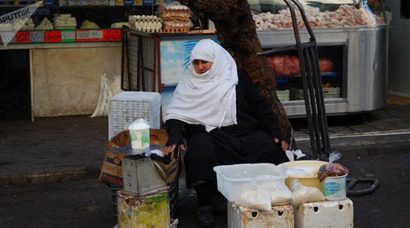 امرأه من سوريا.. سأعيش رغم الإرهاب من أجل أحفادي
