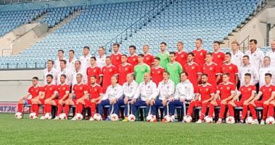 المنتخب الروسي يبدأ تحضيراته لكأس القارات 2017