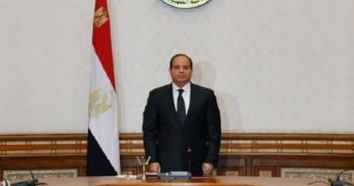 """السيسي يتعهَّد بتقديم """"كشف حساب"""" للمصريين العام المقبل"""