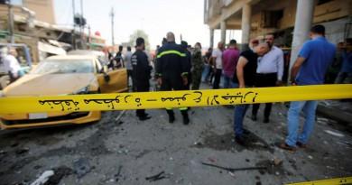 قتلى وجرحى في تفجير انتحارى غرب العراق