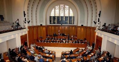 مجلس النواب اللبنانى يفشل في التوصل لاتفاق حول القانون الانتخابي