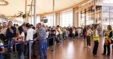 صحيفة: بريطانيا ترفض رفع حظر السفر لشرم الشيخ.. ومصر غاضبة