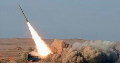 اعتراض صاروخ باليستي أطلقه الحوثيون جنوب غرب الرياض