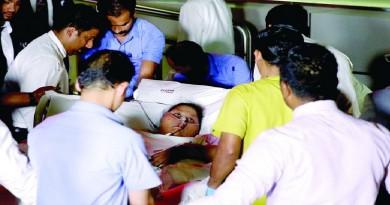 """20 طبيباً لعلاج إيمان عبد العاطي في مستشفى برجيل ب """"ابوظبى"""""""