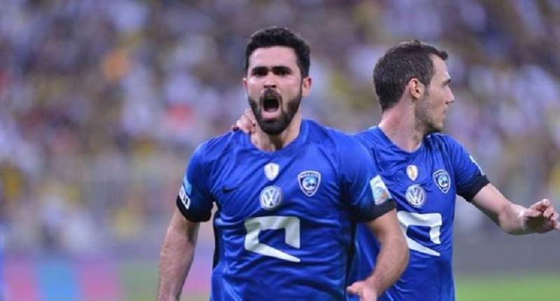 ملخص مباراة الهلال والنصر