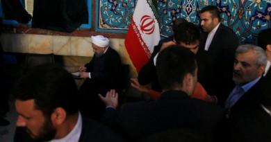 روحاني يفوز بفترة رئاسية ثانية