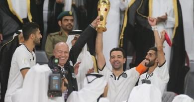 بالفيديو ... السد بطلا لكأس أمير قطر للمرة الثالثة تواليا