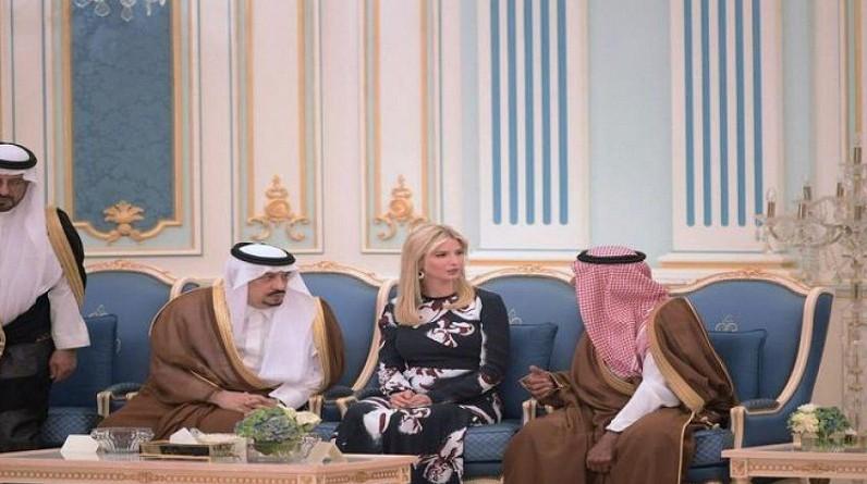 نيويورك ديلي نيوز :السعودية والإمارات تضخان 100 مليون دولار في «صندوق » إيفانكا ترامب
