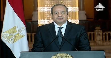 مصر ترد على مجزرة المنيا بقصف قواعد للإرهابيين بليبيا