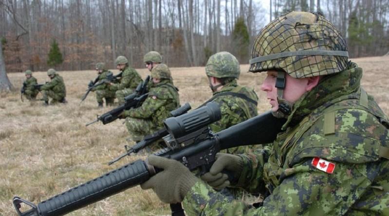 كندا تحضر البنية التحتية لنشر قوات الناتو في لاتفيا