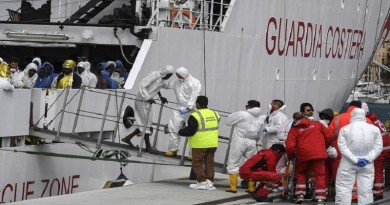 خفر السواحل الإيطالية ينقذ 3 آلاف مهاجر في البحر المتوسط