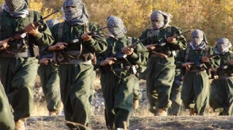 """البيشمركة: """"الكردستاني"""" يحفر أنفاقا في سنجار خشية من الغارات التركية"""