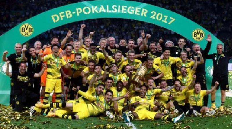 بالفيديو ... دورتموند بطلا لكأس ألمانيا للمرة الرابعة في تاريخه