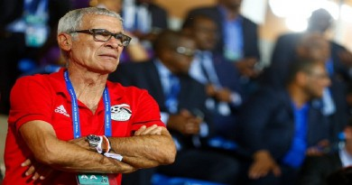 كوبر يعلن قائمة مواجهة تونس الثلاثاء المقبل