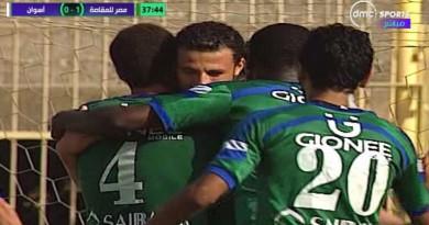 بالفيديو: مصر المقاصة يفوز بثنائية على أسوان ويواصل مطاردة الأهلي