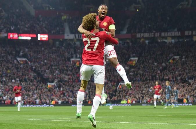 بالصور: مانشستر يونايتد يواجه أياكس في نهائي الدوري الأوروبي