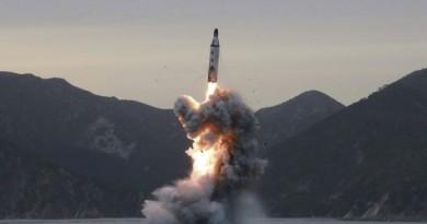 كوريا الشمالية تتهم أمريكا بدفع شبه الجزيرة الكورية إلى شفا حرب نووية