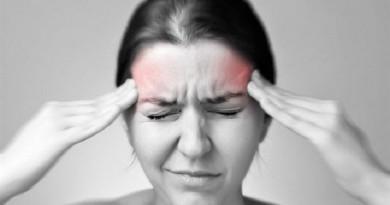 8 وصفات سحرية للتخلص من الصداع النصفي