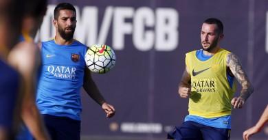 ميركاتو الصيف يجبر برشلونة على التضحية ببعض اللاعبين