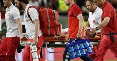 الإصابة تحرم روسيا من لاعب جديد في كأس القارات