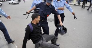 """انتقادات متزايدة ضد """"القمع"""" في شمال المغرب"""