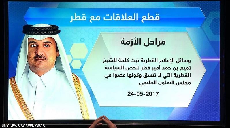 قطر والعالم العربي.. مراحل التأزم حتى قطع العلاقات