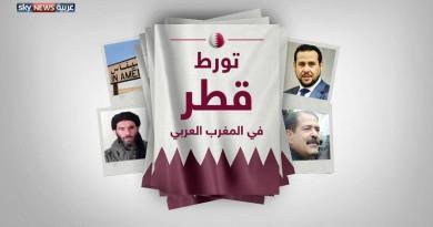"""""""سكاي نيوز"""": قطر أصابع عبثت باستقرار المغرب العربي"""