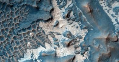الحياة على سطح المريخ كانت موجودة