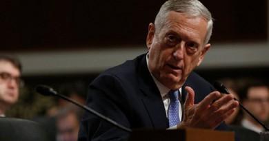 ماتيس: أمريكا ملتزمة تجاه حلفائها في آسيا والمحيط الهادي