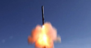 تكنولوجيا الحرب الإلكترونية: صاروخ واحد يشن غارات كثيفة