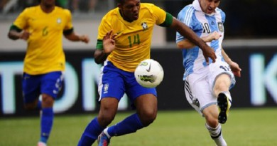 الشبهات تحوم حول ودية البرازيل والأرجنتين في 2010 بقطر