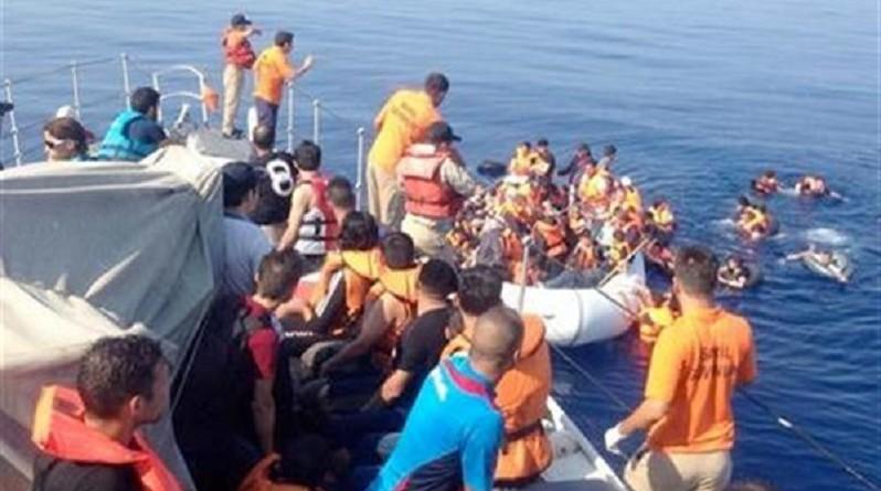 إنقاذ أكثر من 200 مهاجر قبالة سواحل ليبيا ومقتل اثنين