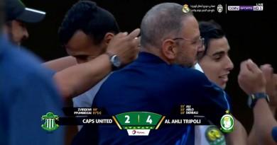 مجموعة الزمالك.. الأهلي طرابلس يقهر كابس يونايتد برباعية في دوري الأبطال