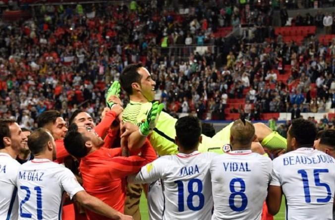 تشيلي ستخالف القانون من أجل حلم الفوز بكأس القارات